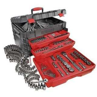 NEW Craftsman 255 pc Mechanics Tool Set with Lift Top Storage Chest