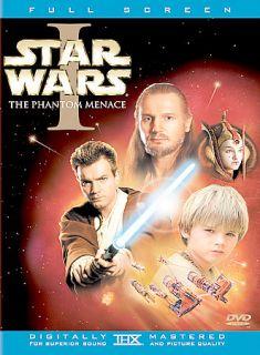 Star Wars Episode I The Phantom Menace DVD, 2002, 2 Disc Set, Full