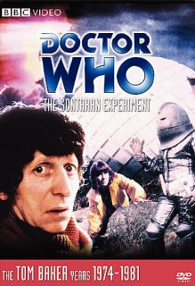 Doctor Who   The Sontaran Experiment DVD, 2007