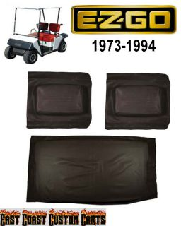 golf cart seat covers ez go in Push Pull Golf Carts