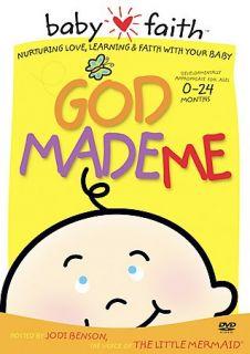 Baby Faith   God Made Me DVD, 2004
