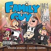 Family Guy Live in Las Vegas PA CD DVD CD, Apr 2005, Geffen