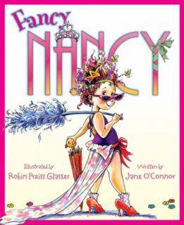 Fancy Nancy by Jane OConnor 2005, Picture Book