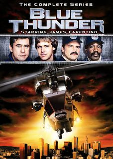 Blue Thunder   The Complete Series DVD, 2006, 3 Disc Set