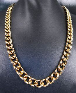 thick gold chain necklace in Fashion Jewelry