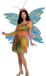 Felicity the Woodland Fairy Pixie Adult Costume w/Wings