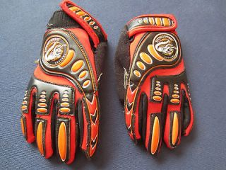 ATV Motocross MX Mongoose Dirt Bike Racing Gloves Size Youth Small
