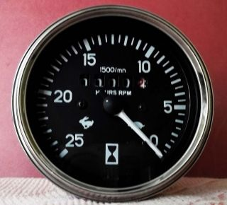 Massey Ferguson MF Tachometer / Tractormeter ACW 230,231,240,550