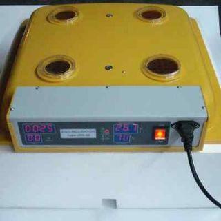 Chicken Hatching Egg Incubator Automatic Janoel JN8 48