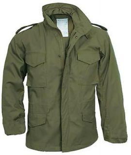 65 Field Jacket OLIVE DRAB GREEN US Army Marine Corps USAF USN USMC