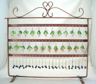 New 3tier Jewelry Holder Display Rack For Earrings d002