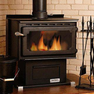 Vogelzang Durango Wood Burning Stove With Blower Model