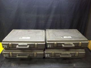 Kent   Moore Tools J 43945 Ls Manual Transmission 4 Case Tool Kit