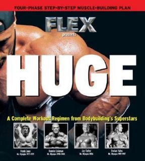 You Need to Get Really Big by Flex Magazine 2007, Paperback