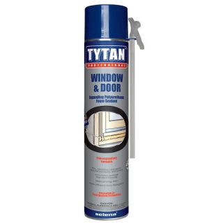 12 cans tytan expanding foam sealant outdoor r v insulate 24oz