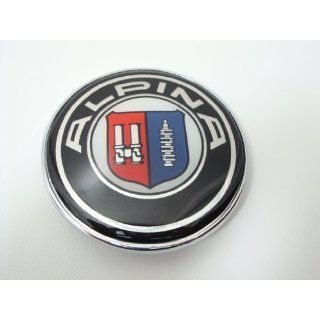 High Quality BMW Alpina Hood Trunk Emblem Badge 82mm