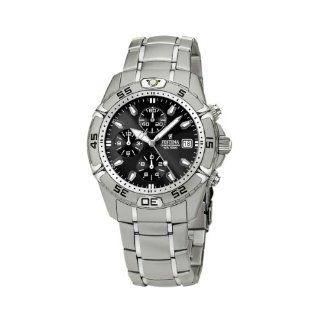 Festina Mens Estuche F16169/6 Silver Stainless Steel Quartz Watch