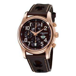 Frederique Constant Mens FC 392CH6B4 Healey automatic Brown