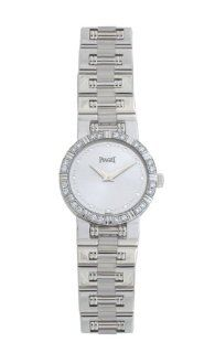 Piaget Womens GOA02132 Dancer White Gold Diamond Watch Watches
