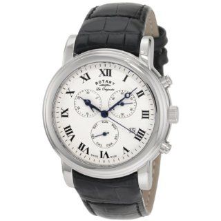 Classic Chronograph Strap Swiss Made Watch Watches