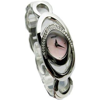Sekonda Ladies Seksy Entwine Bracelet Watch: Watches: