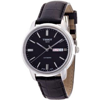 Tissot Automatic III Black Dial Mens Watch T0654301605100 Watches