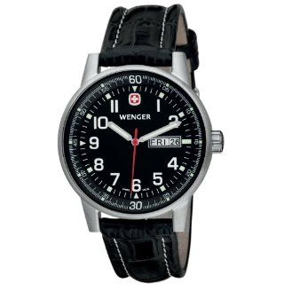 Mens Watches WENGER Commando Day Date XL 70164XL: Watches: