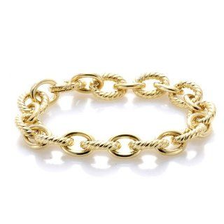 David Yurman Gold Oval Link Bracelet David Yurman Jewelry