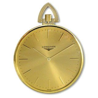 Longines Vintage Pocket watch 18K Gold 16 jewels Extra Unique Watches