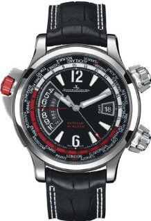 Jaeger LeCoultre Master Compressor Extreme W Alarm Mens Watch 1778470