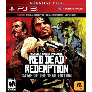 Red Dead Redemption (Game of the Year Limited Edition) BradyGames