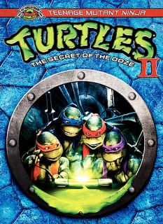 Teenage Mutant Ninja Turtles 2   The Secret of the Ooze DVD, 2002