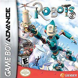 Robots Nintendo Game Boy Advance, 2005