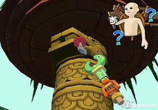 Zack Wiki Quest for Barbaros Treasure Wii, 2007