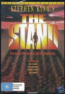 stephen king the stand dvd in DVDs & Blu ray Discs
