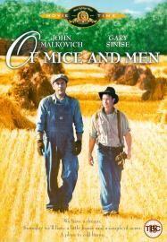 OF MICE AND MEN JOHN MALKOVICH,GARY SINISE BRAND NEW DVD