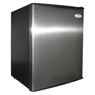 Sunpentown Energy Star Compact Refrigerator   Stainless Steel product