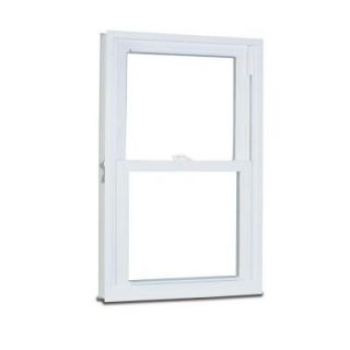 Double Hung Vinyl Windows, 32 in. x 70 in. White, with LowE3 Insulated