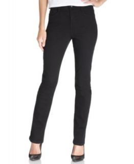 Style&co. Petite Jeans, Skinny Leg Tummy Control Colored   Womens