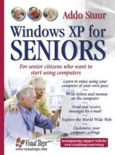 BARNES & NOBLE  Windows XP for Seniors: For Senior Citizens Who Want