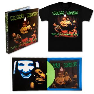 Marilyn Manson   Portrait Of An American Family Vinyl Box Set  Shop