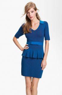 Nanette Lepore The Empress Merino Wool Sheath Dress (Online