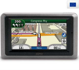 Forstør billedet GPS moto Zumo 660 Europa