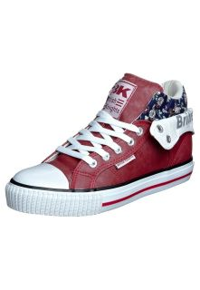 British Knights ROCO   Sneaker high   red/navy/flower   Zalando.de