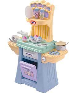 Buy Little Tikes Cupcake Kitchen Playset at Argos.co.uk   Your Online