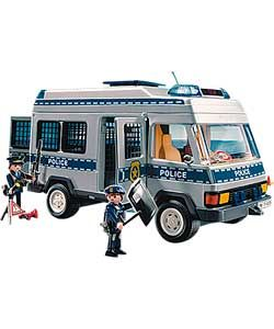 Buy Playmobil Police Van Playset at Argos.co.uk   Your Online Shop for