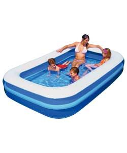 Buy Chad Valley Family Swim Centre Inflatable Paddling Pool at Argos