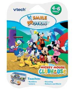 Buy VTech V.Smile Motion Active Learning Software  Mickey Mouse at