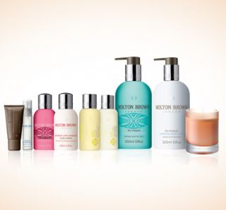 Molton Brown Health kits, gift sets & DVDs/movies at Gilt