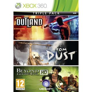 Play   Buy Ubisoft Triple Pack Beyond Good & Evil HD / From Dust